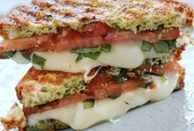 Panini Love / Recipes for panini sandwiches.  / by Trish Haley