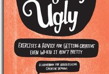 Make 2015 Mighty Ugly / We're a group of people working our way through Kim Werker's book, Make It Mighty Ugly. We're pinning things.