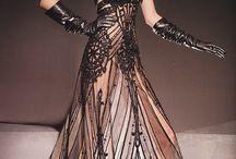 "Haute couture "" Blanka Matragi """