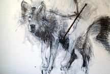 Drawing - Markmaking / by Joanna Mann