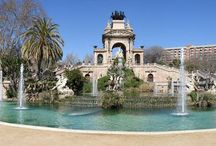 Barcelona's parks / Bonavista makes you discover all the parks where you can go for a walk in Barcelona!