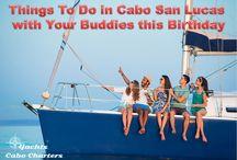 Birthday Celebration Cabo San Lucas