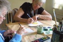 Dementia and alzheimer activities