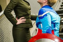 Agent Carter: Cosplay