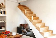 Lofts and Attics / Some things to inspire me for our attic conversion!