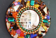 Mosaic Ideas for beads / by Pam Appleman