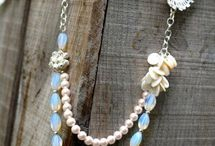 DIY--Jewelry / Handmade jewelry ideas / by Kara Cook (Creations by Kara)