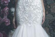 wedding dresses sawing