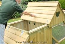 Dorset Ranger Chicken Coops / The Dorset Ranger is a popular and moveable chicken coop for 6 or 10 hens