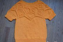 пуловер мк