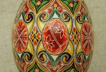 Ukrainian eggs - pysanky