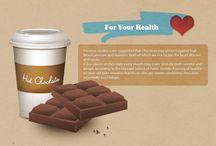 Chocolate and your health / Chocolate, Health, Fitness, Chocolate Crisis, Chocolate Gifts