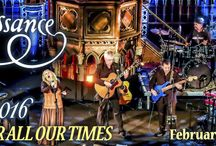 RENAISSANCE / Renaissance's Songs For All Our Times winter tour will feature masterpieces Song for All Seasons, Northern Lights, Sounds of the Sea, and debuting new material from their recent album Symphony of Light, plus favorite classics.