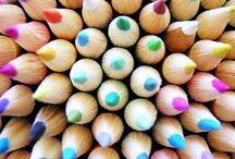 draw, imagine and create / Desenho,desenhas,desenha,desenhamos,desenham.......