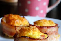 Recipes - Breakfast Anytime / Ideas for Breakfast and Brunch get togethers / by Cathy Price