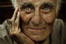 Aged Portrait Ideas / by Dana Rose