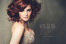 Creative Glamour portraits