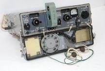 Amateur Ham Old Radios / Old radio equipment of any kind.