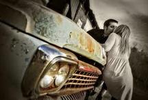 old trucks / by Marnie Loken