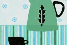 Coffee & Tea / by Tonya Nunn