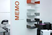 Me.Mo. the modular shelf for Dexo design Alex Sacchetti / Me.Mo. the modular shelf for Dexo design Alex Sacchetti