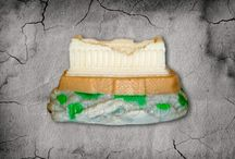 Ancient Greek Culture soap / Handmade melt and pour soaps
