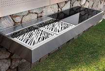 Barbacoas Fesfoc / Las barbacoas Fesfoc aportan exclusividad a tu terraza gracias a su diseño minimalista y práctico. Masterkool España es uno de sus distribuidores oficiales en España