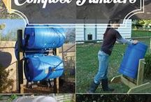 compost tumblers