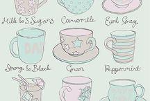 La hora del té / by Janeth Pizano