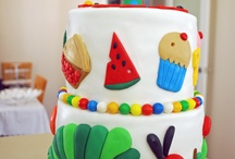 Cake ideas / by Kathy robertson