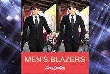 Blazer untuk Pria Gaya Korea