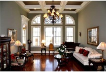 Cool Coffered Ceilings / Architectural details? Yes please.  / by Trulia