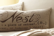 ~Pillow Passion~ / Because you can just never have to many pillows....