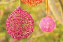 hecho con globos