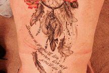 Lovely tattoos / Fina tatueringar som ger mig inspiration till framtida tatueringar