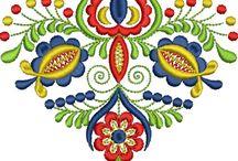Slovenské ľudové ornamenty