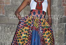 Αφρικάνικα Σχέδια