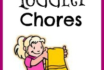 Kiddos - Chores, responsiblities, and allowance / by Laurie Mason
