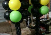 Traffic balloon