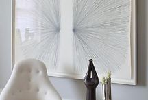 art in decor / all about the impact of art in your decor, art in living room, art in dining rooms, art in entryways, art in bedrooms