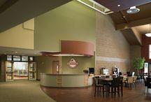 Church ideas: Foyer