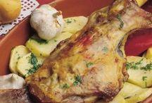 Platos tradicionales de Aragón / platos típicos