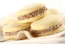Recetas - Galletas / Alfajores, Macarons & Sandwichs Cookies