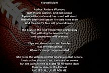 Football mom / by Lindy Nelson