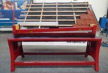 Tafelschere Schlagschere Guillotine 2050mm / Universell einsetzbare manuelle Tafelblechschere in schwerer Ausführung für Handwerk und Industrie. Mit der manuellen Tafelschere GLT machen Sie bei jedem Auftrag den perfekten Schnitt.