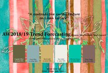 aw18/19 Trend Color