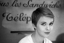 Cute Short Hair / by Bea Herzberg