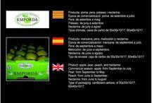 Fructicola Empordà SL / Cooperativa de Fruita de Sant Pere Pescador