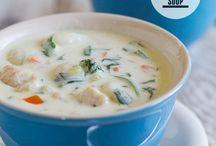 Soup / by Jill Gates