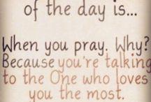 Inspirational quotes / Christian sayings